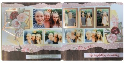 CHECK OUT SOME OF OUR FUN NEW LAYOUT KITS