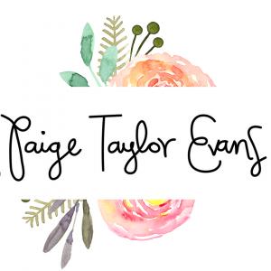 Paige Taylor Evans